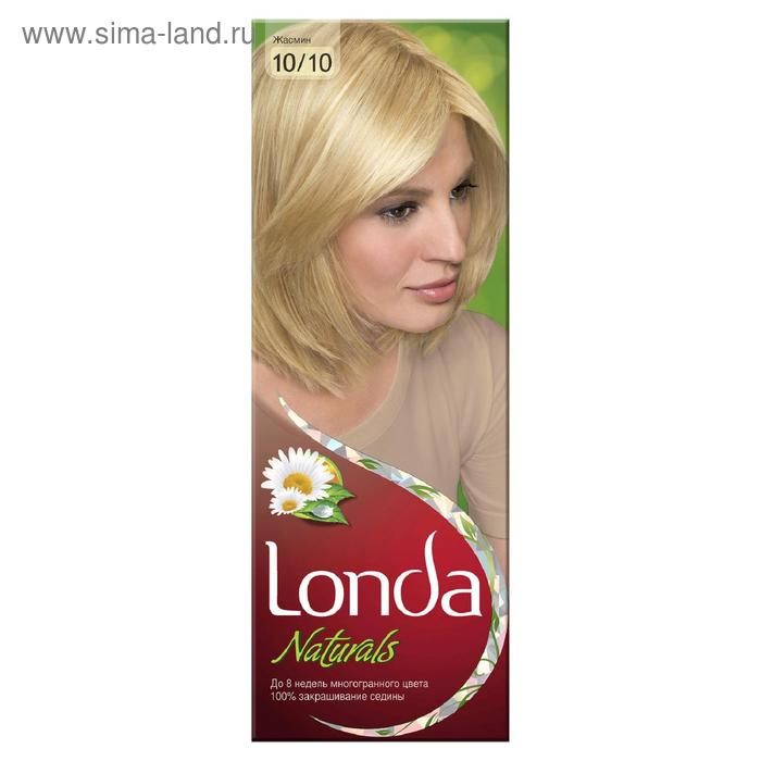 "Крем-краска для волос Londa Naturals ""Жасмин"", 10/10, 60 мл"