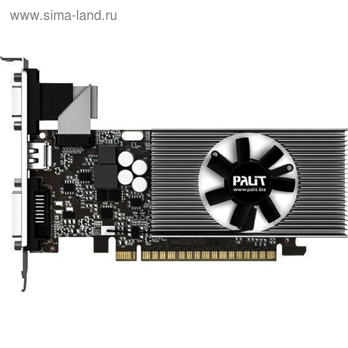 Видеокарта Palit nVidia GeForce GT 740 2048Mb 128bit DDR3