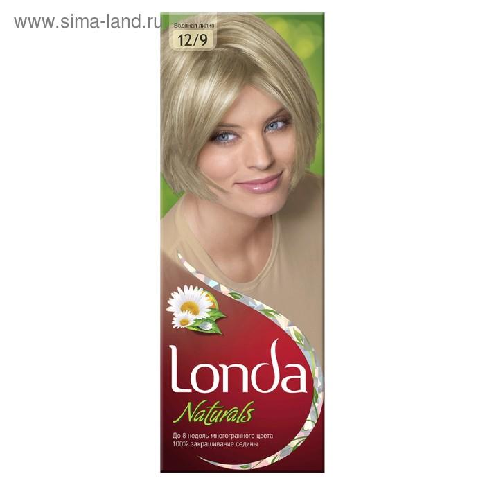 """Крем-краска для волос Londa Naturals """"Водная лилия"""", 12/9, 60 мл"""
