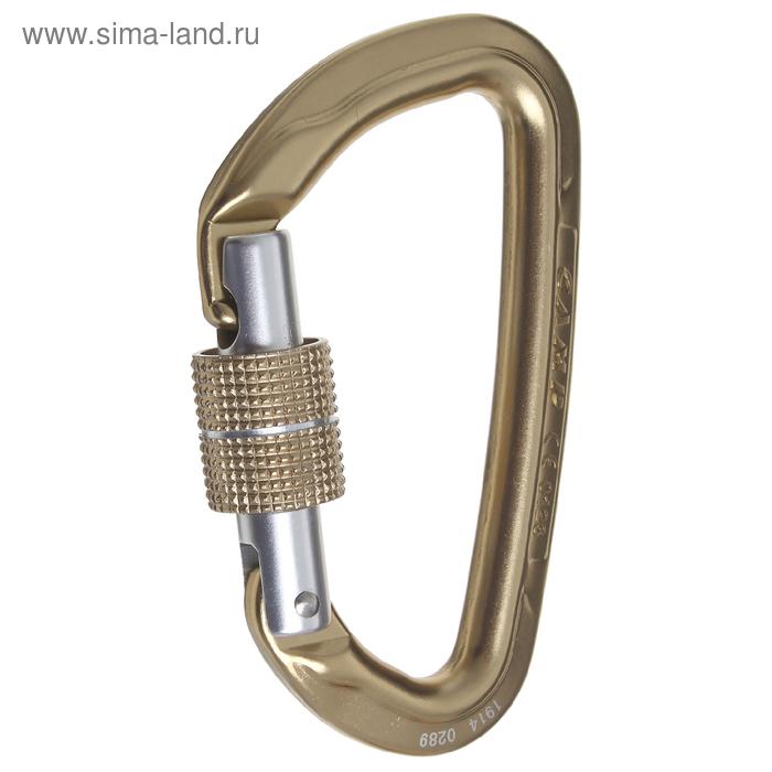Карабин Camp ORBIT LOCK bronze