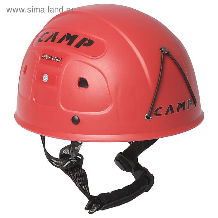 Каска Camp ROCK STAR / RED