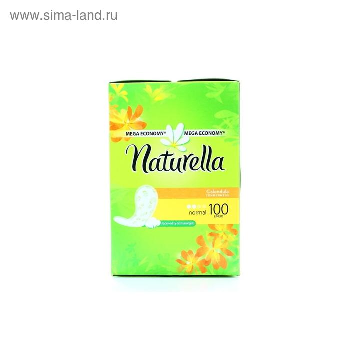 Прокладки ежедневные Naturella Calendula Tenderness Normal, 100 шт