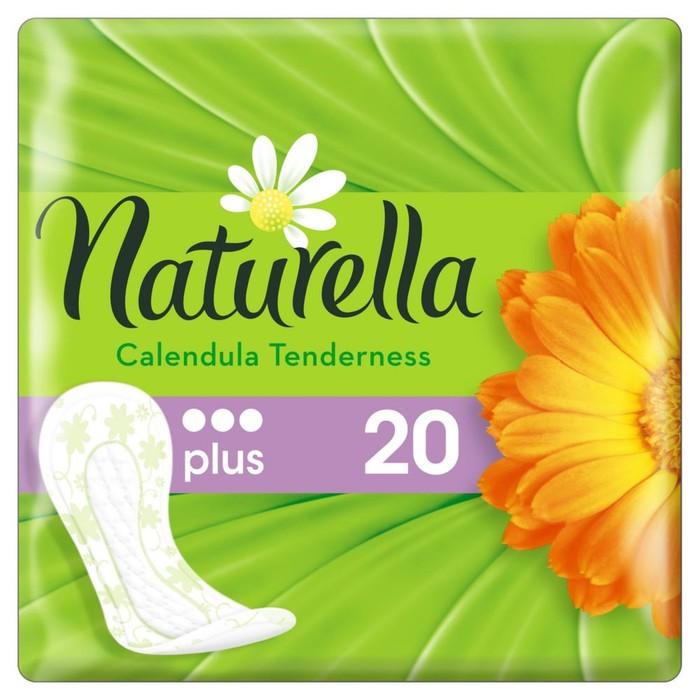 Прокладки ежедневные Naturella Calendula Tenderness Plus, 20 шт
