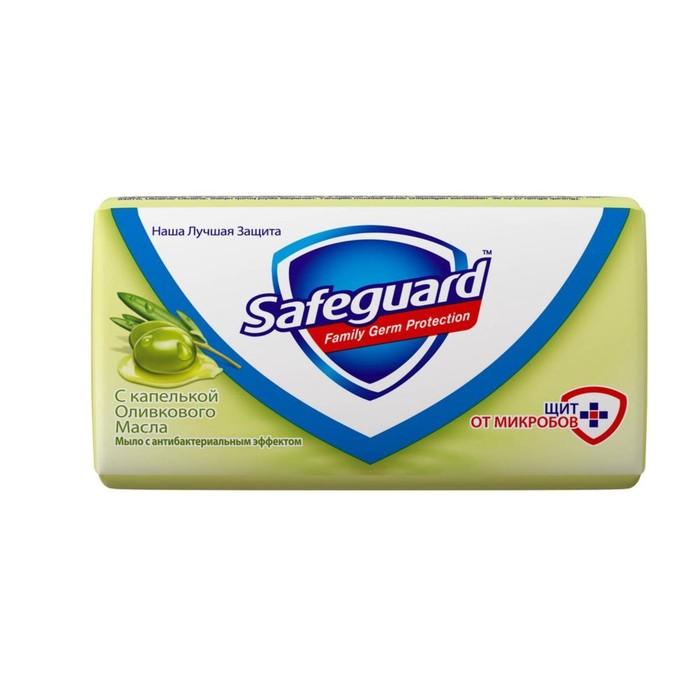 """Туалетное мыло Safeguard """"Оливковое масло"""", 90 г"""