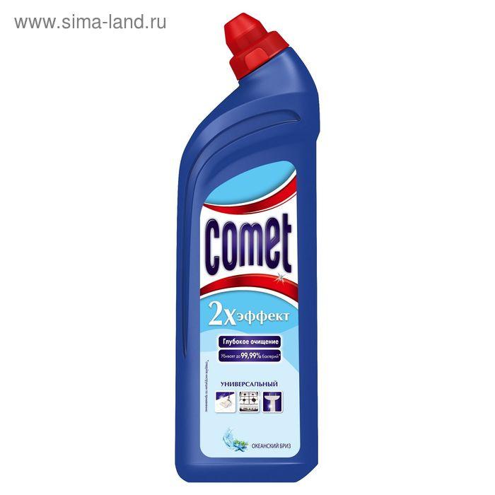 """Чистящий гель Comet """"Океанский бриз"""", 1 л"""