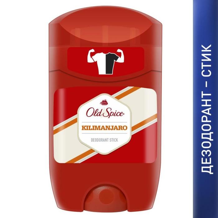 Твёрдый дезодорант Old Spice Kilimanjaro, стик, 50 мл