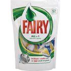 Капсулы Fairy All in 1 для посудомоечных машин, 52 шт