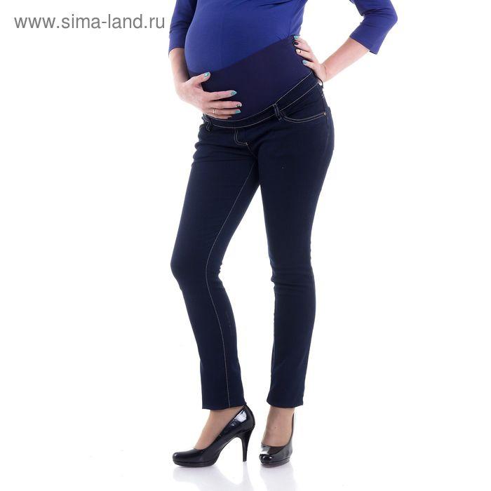 Джинсы для беременных, размер 42, рост 168 см, цвет синий (арт. 80052159)