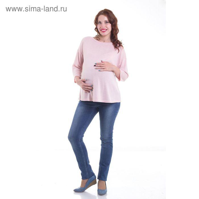 Джемпер для беременных, размер 46, рост 168 см, цвет фиолетовый (арт. 350411612)