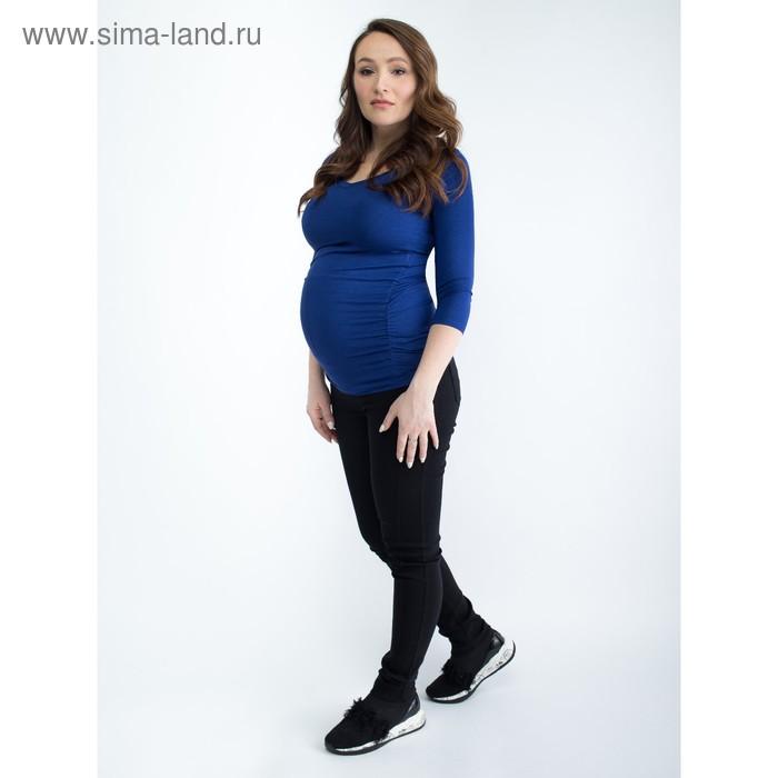 Топ для беременных, размер 44, рост 168 см, цвет темно-синий (арт. 371411613)