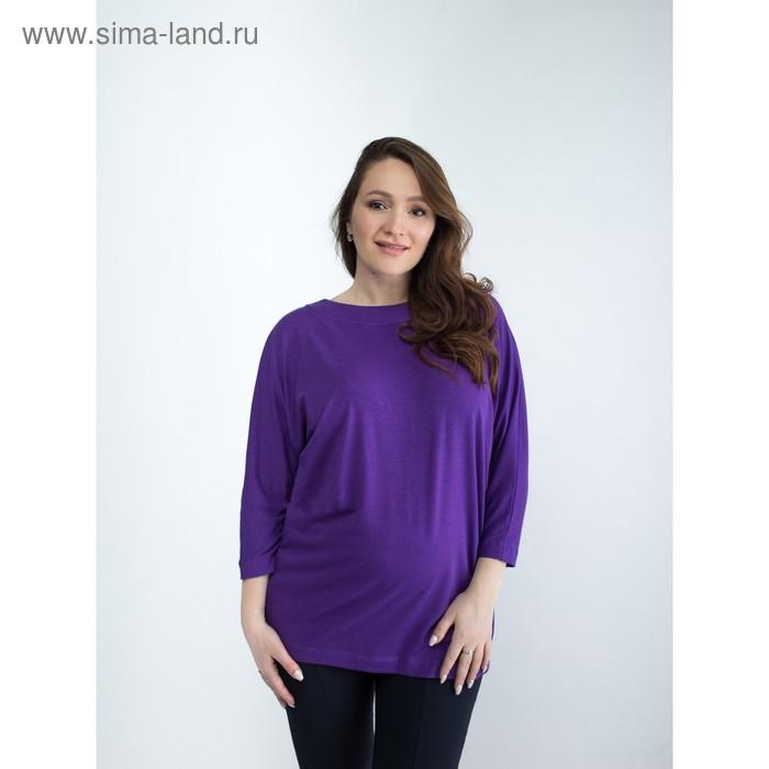 Топ для беременных, размер 44, рост 168 см, цвет фиолетовый (арт. 371511615)