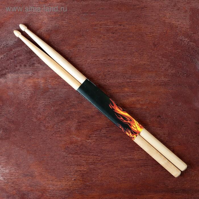 Барабанные палочки Brahner 5B дуб деревянный наконечник