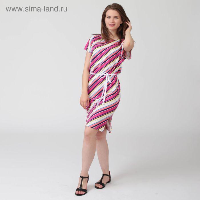 Платье женское, размер 54, рост 170 см, цвет МИКС (арт. Y0267-0160 С+)