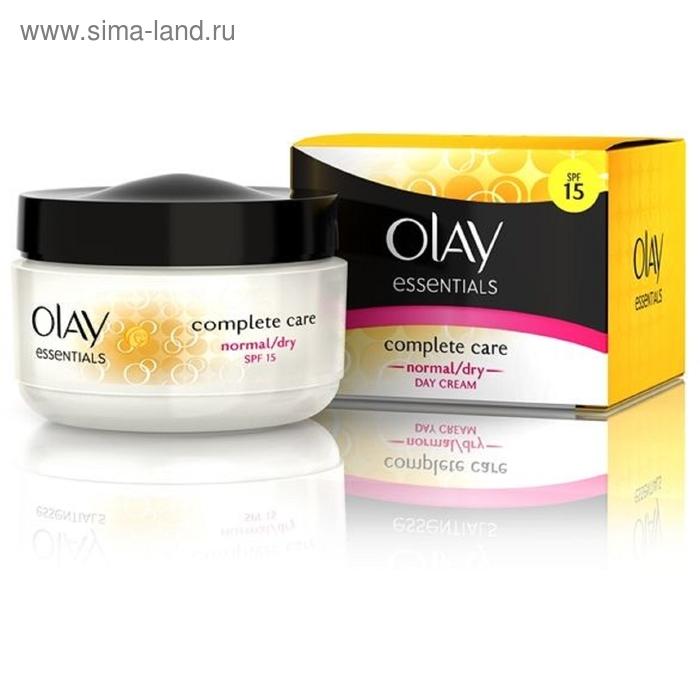 Ночной крем Olay Complete Care, SPF 15, 50 мл