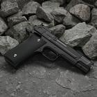Пневматический пистолет пружинный Galaxy Browning G.20, 6 мм