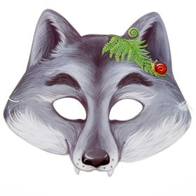 "Маска ""Серый волк"""