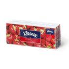 Платочки бумажные Kleenex Aroma клубника, 10 шт.