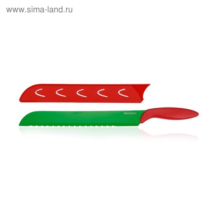 Нож Tescoma PRESTO TONE с неприлипающим покрытием для арбуза, размер 30 см (863099)