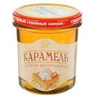 """Сироп непастеризованный """"Мягкая карамель"""" 400 гр. С.Пудовъ"""