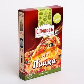 Мучная смесь Пицца 350 гр. С.Пудовъ