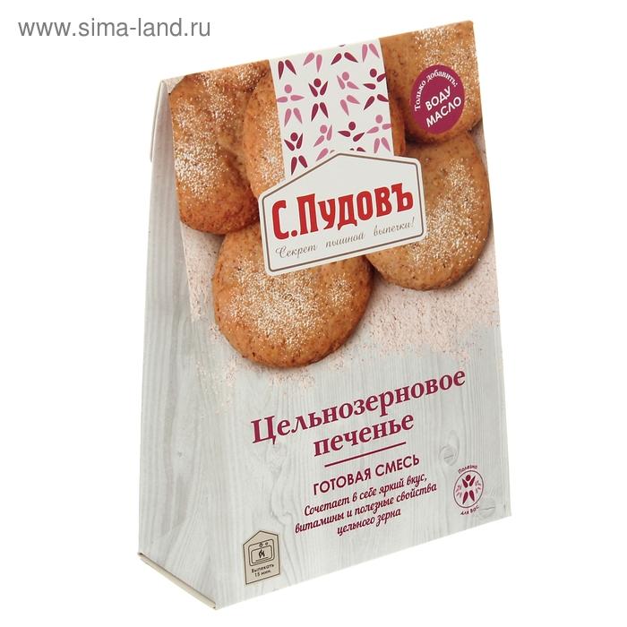 Мучная смесь Печенье Цельнозерновое 350 гр. С.Пудовъ