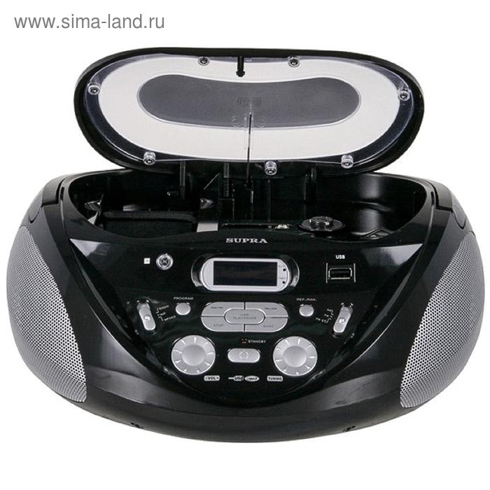 Аудиомагнитола SUPRA SR-CD 118