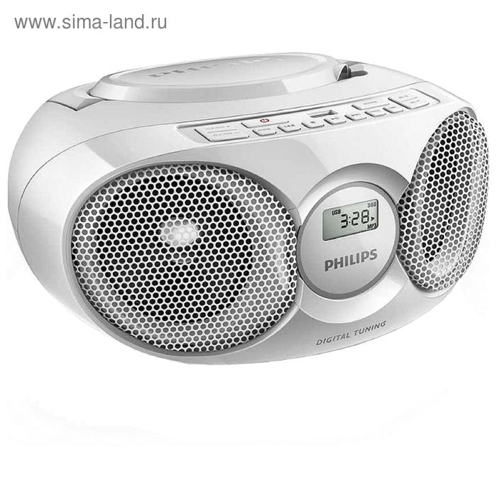 Аудиомагнитола Philips AZ 318 W