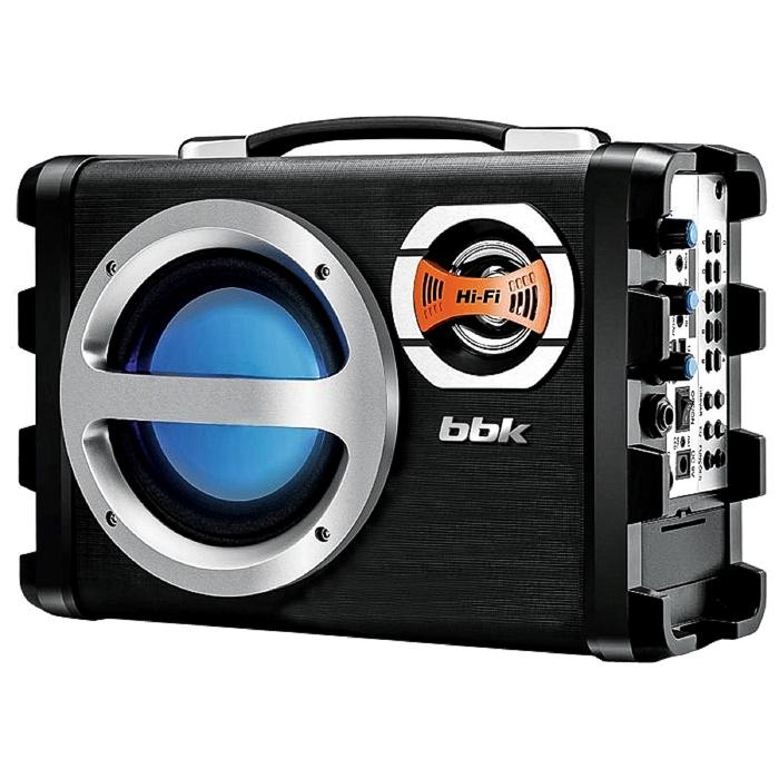 Аудиомагнитола BBK BS 05 BT, черный