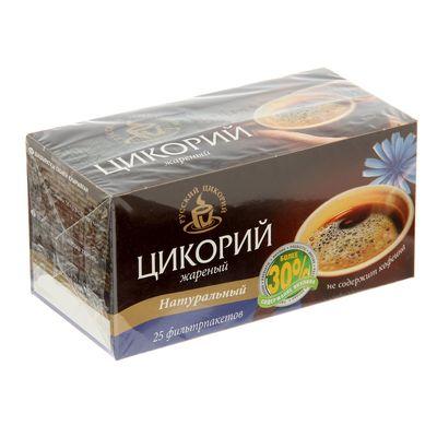 """Цикорий жареный """"Русский цикорий"""", фильтр-пакет, 2 г х 25 шт."""