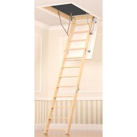 Чердачная лестница DSS Standart  60х120х280 см DÖCKE