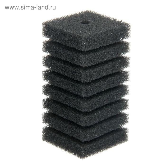 Губка для помп квадратная  100 мм*100мм*200 мм