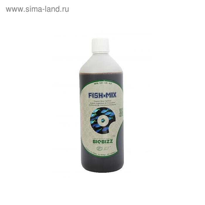 Удобрение для роста Fish-Mix BioBizz 1000 ml
