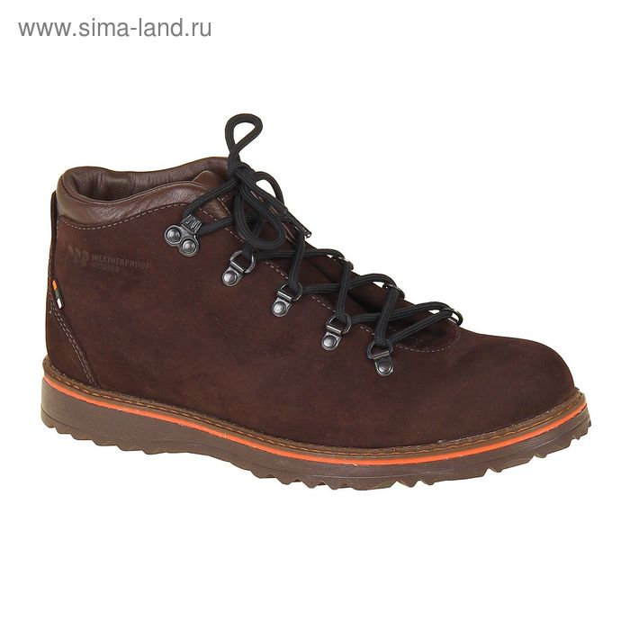 Ботинки TREK Парк 95-23 мех (солодка) (р.42)