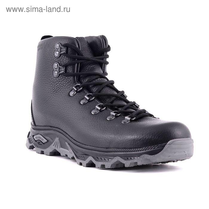 Ботинки TREK Викинг 81-01 мех (черный) (р.43)