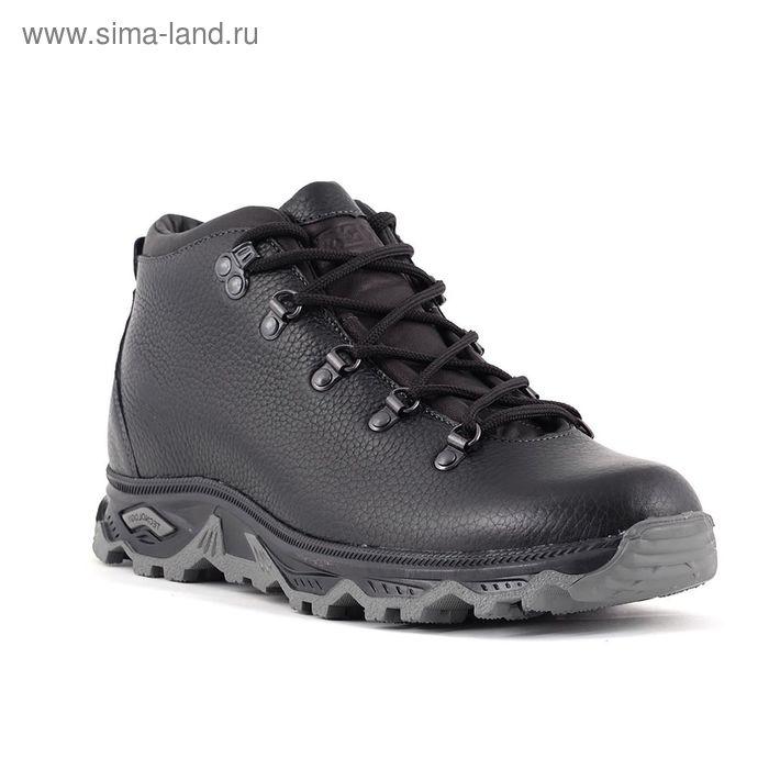 Ботинки TREK Анды 95-01 капровелюр (черный) (р.42)