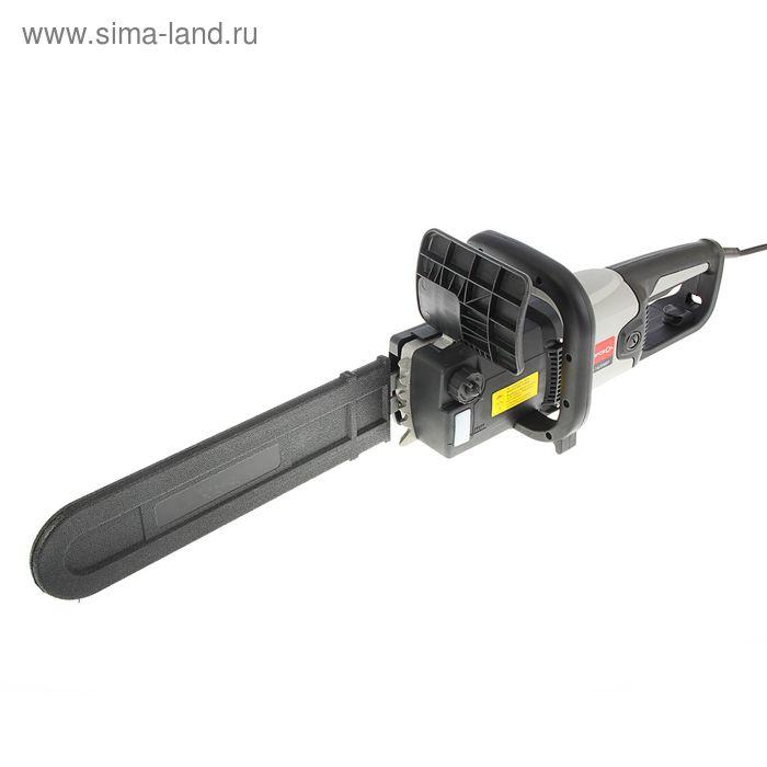 """Пила электрическая цепная """"Интерскол"""" ПЦ-16/2000T, 2000 Вт, цепь 14 м/сек, шина 40 см"""