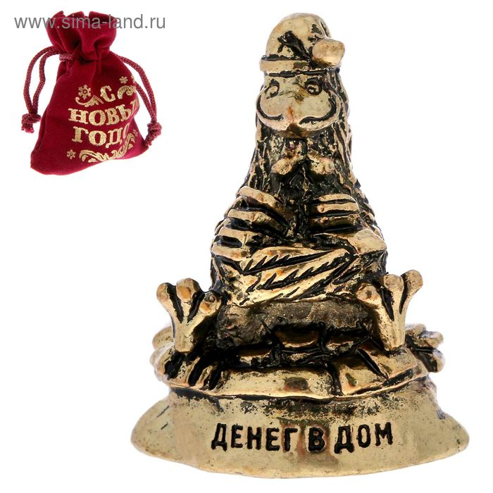 "Фигурка символ года ""Денег в дом"""