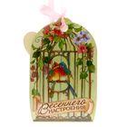 """Домик для чайных пакетиков без европодвеса """"Весеннего настроения"""", 26,1 х 37,4 см"""