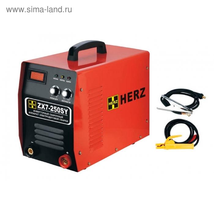 Аппарат сварочный для электродуговой сварки  HERZ ZX7-250SY