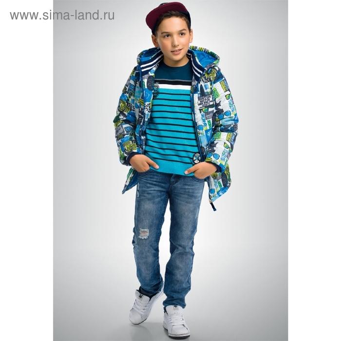 Куртка для мальчика, 7 лет, разноцветная BZWL447/2