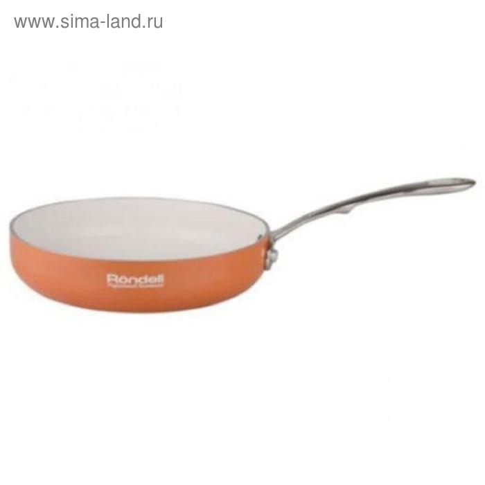 Сковорода d=24 см Terrakotte Rondell