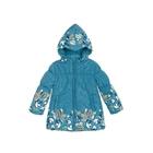 Куртка для девочки, 4 года, цвет синий GZWL378/1