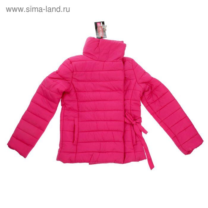 Ветровка для девочки, 9 лет, цвет малиновый GZIM477