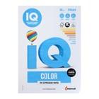 Бумага цветная IQ COLOR Trend Mix (80г, 5цв по 50шт) пачка 250л.