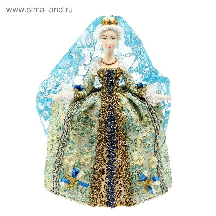 """Авторская сувенирная кукла """"Екатерина II"""""""