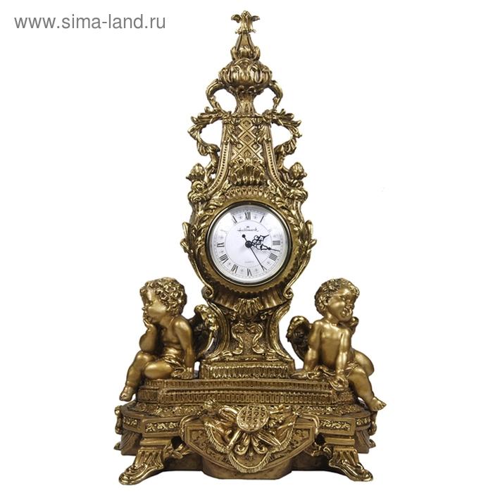 """Часы """"Дворцовые с ангелами Гранд"""""""