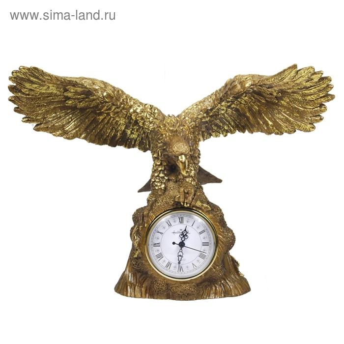 """Часы """"Орёл с добычей"""""""