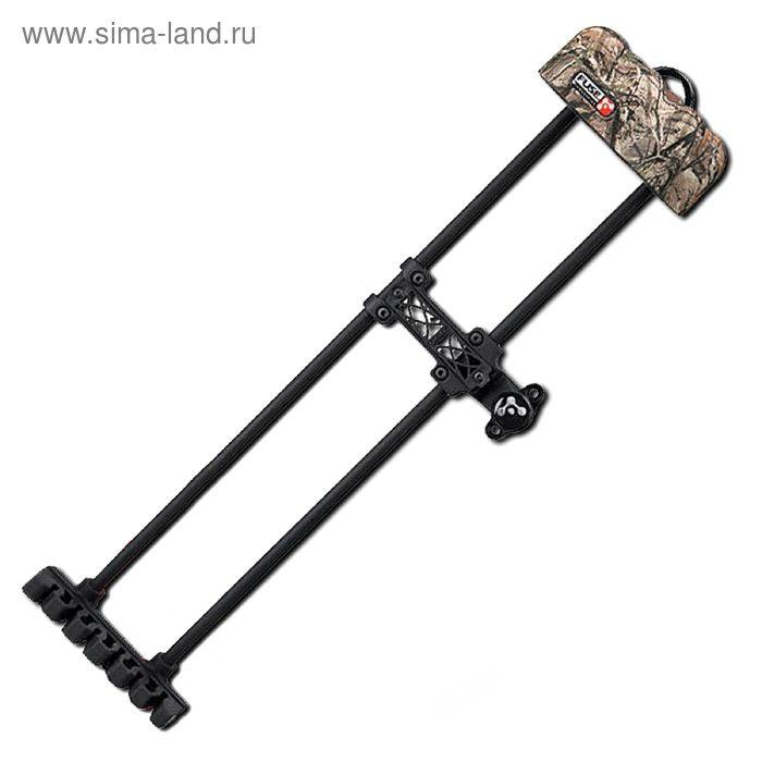 Кивер Fuse Streamline 4 Arrow Black для блочного лука