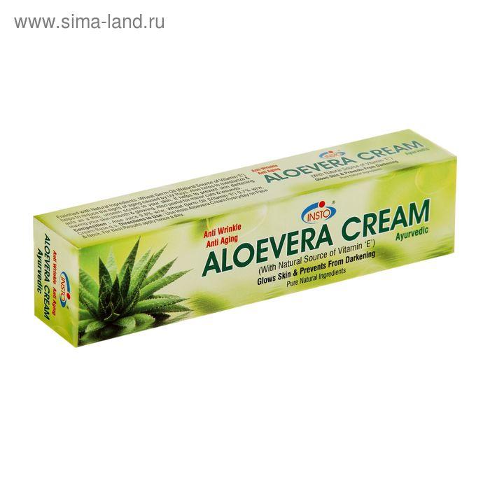 Крем для лица антивозрастной увлажняющий Insto Aloevera Cream, 25 г