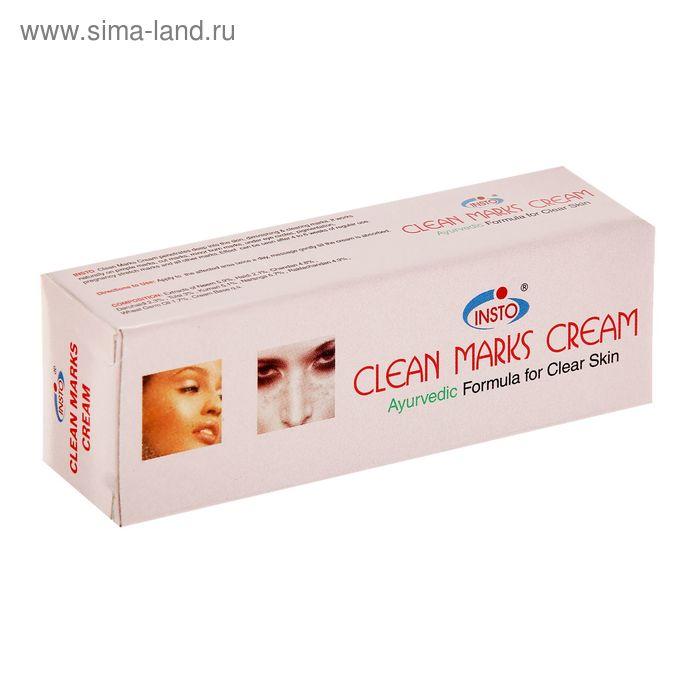 Крем для лица против акне Insto Clean Marks Cream, 25 г
